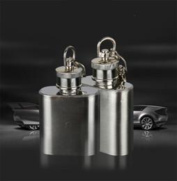 Flasque Set Noir 4 gobelets entonnoir cadeau-Box Alcool Bouteille de Poche