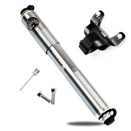 Via Cycle Pneu Pompe avec gonfleur valve vélo voiture camion moto 85 psi NEUF sous emballage