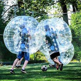 Bola de Sumo de Parachoques de Aire de PVC de 0,3 mm Changli Burbujas de f/útbol inflables de Burbuja f/útbol Inflable de Cuerpo port/átil Juegos de Deportes al Aire Libre