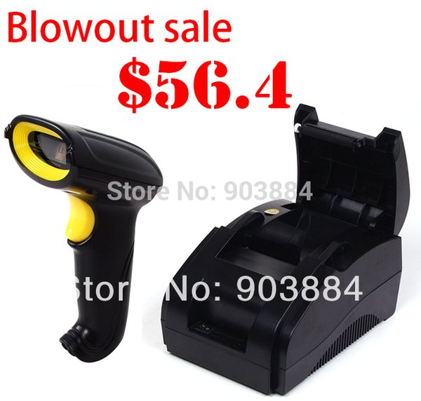 Buy 58mm Printer Usb Mini Thermal Receipt Printer Ticket Pos Portable Laser  Printers And Barcode Scanner, Cheap Uv Printer Wide Format Printer From