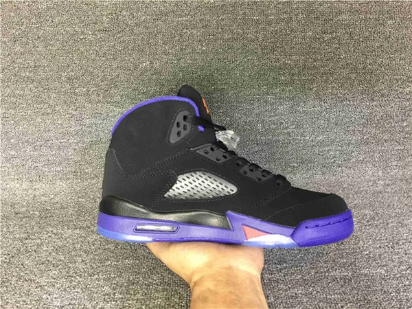 buy popular 5ec95 0b4bb Cheap With Box High Quality Air Retro 5 Og Black Metallic 3m Reflect  Basketball Shoes Men 5s Cdp Premium Triple Black White Cement Sneakers  Basketball ...