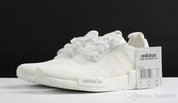 premium selection 0d616 dbc22 Cheap Nmd Runner Shoes Nnm_r1 Monochrome R1 Mesh Primeknit Triple White  Black Nmd Xr1 Pk Women Men Running Shoes Sneakers Originals Superstar Shoe  ...