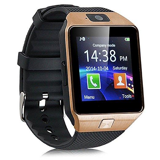 Smart Watch for iphone samsung SIM Intelligent mobile phone DZ09 smartwatch with Camera