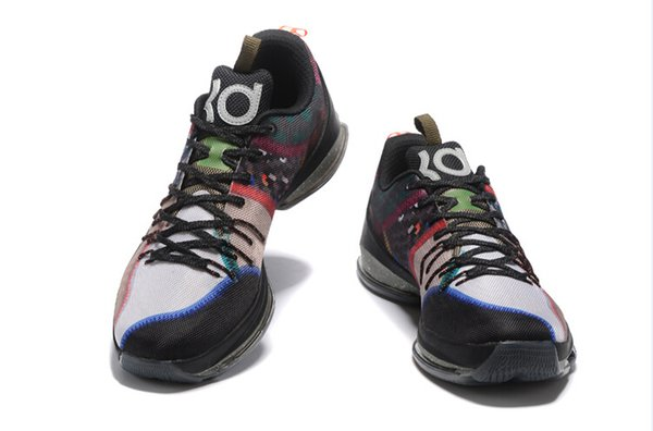 KD8 What the kd 8 Colorful Mens Sneakers,Cheap KDs KD6 KD7 Kevin Durant 6