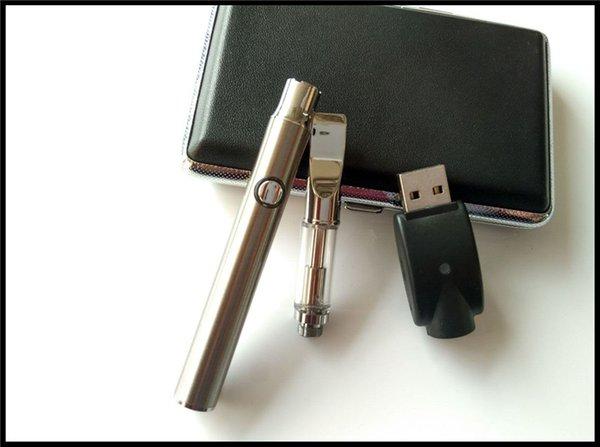 Retail And Wholesale Mini Max E Cigarette Variable Voltage Thc Oil Vape Pen  Vaporizer E Smoking Co2 Waxy Oil Honey Oil Burning Pen Preheating Function