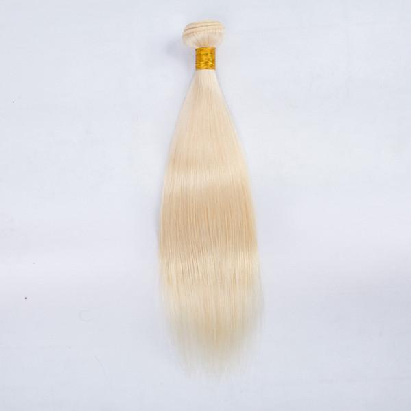Cheap Honey Blonde Brazilian Peruvian Malaysian Indian Straight Hair 613  Blonde Virgin Straight Hair Blonde Human Hair Extensions At Wholesale Price