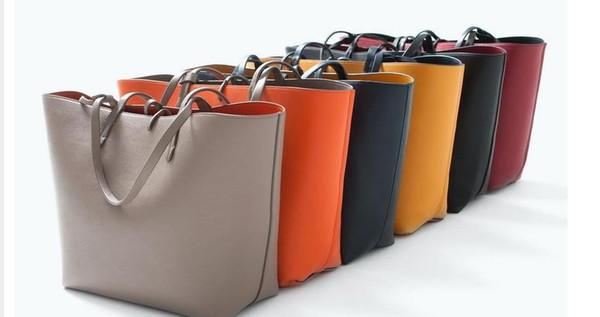 Fashion Leather Luxury Handbags Women Bags Designer Ladies Big ...
