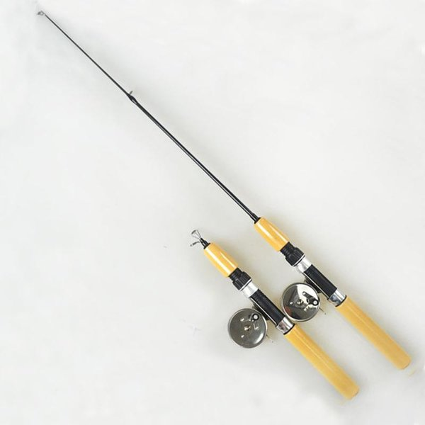 75cm Portable Shrimp Winter Ice Fishing Rod Fish Tackle Pole Mini Rods  Telescopic Fishing Accessories Daiwa Spinning Rod Daiwa Exceler Spinning  Rod