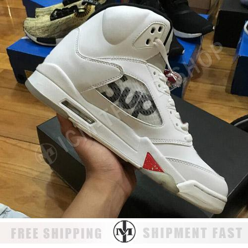 quality design 9b346 3da71 Cheap Top Quality Air Retro 5 Olympic Og Metallic Gold Tongue Man  Basketball Shoes Black Michael Space Jam Fire Red Mark Ballas Sport  Sneakers Cheap ...